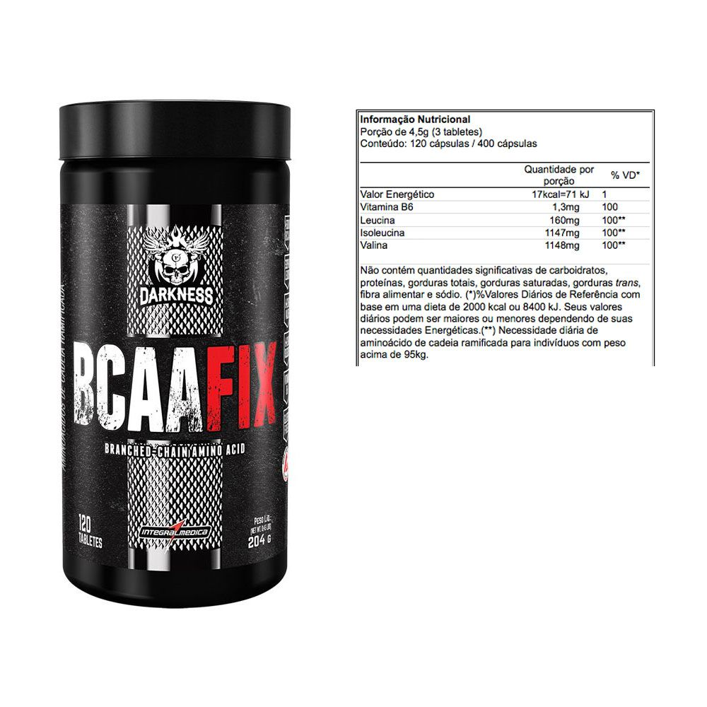 Évora Frutas Vermelhas + BCAA Fix  - KFit Nutrition