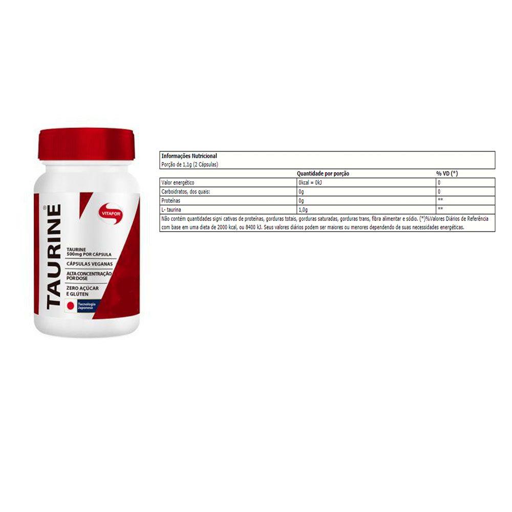 Whey Fort Baunilha + Taurina + Ômega3 EPA DHA  - KFit Nutrition