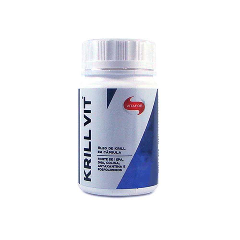 Krill Vit 60 Caps Vitafor  - KFit Nutrition