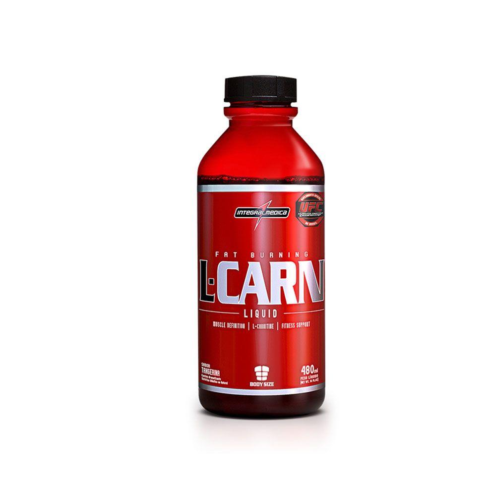 L-Carn 480ML Integral Medica  - KFit Nutrition