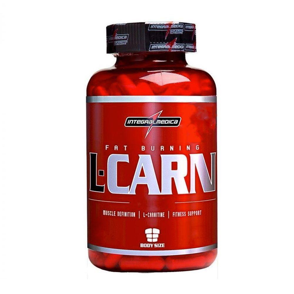 L-Carnitina 120 Caps Integral Medica  - KFit Nutrition