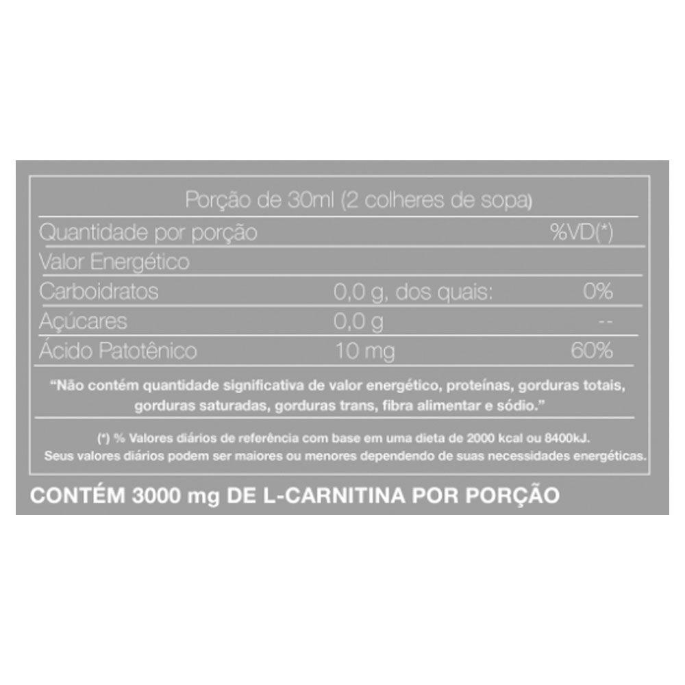 L-Carnitine Liquid 3000 465ml - Adaptogen  - KFit Nutrition