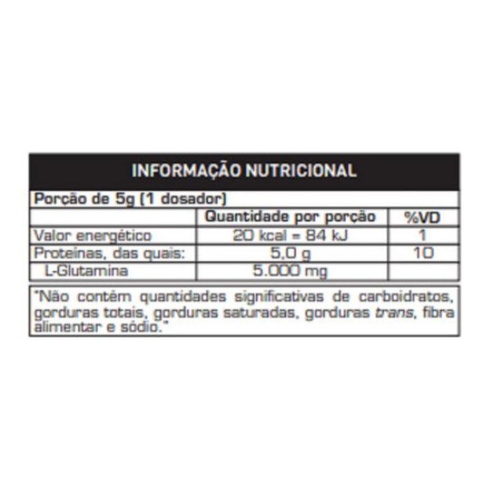 L-G Glutamina 600g - Max Titanium  - KFit Nutrition