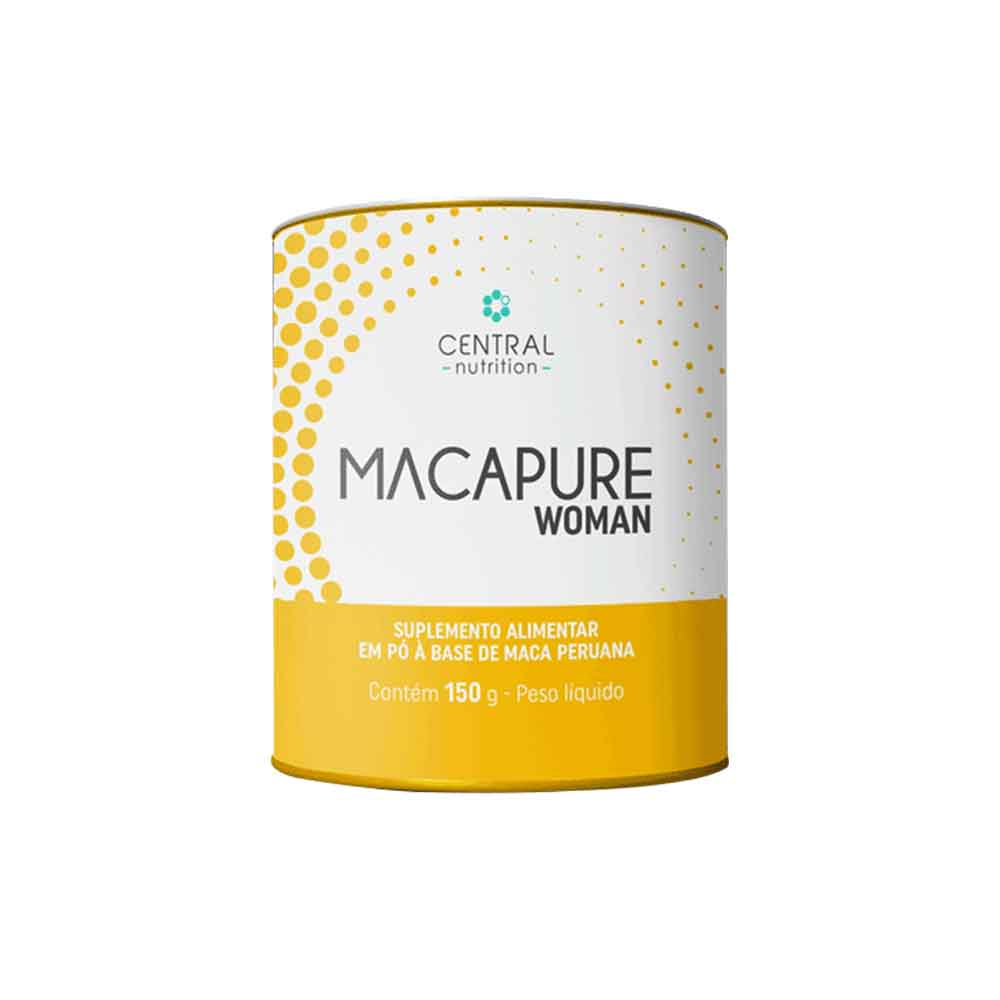 Maca Pure Woman 150g - Central Nutrition  - KFit Nutrition