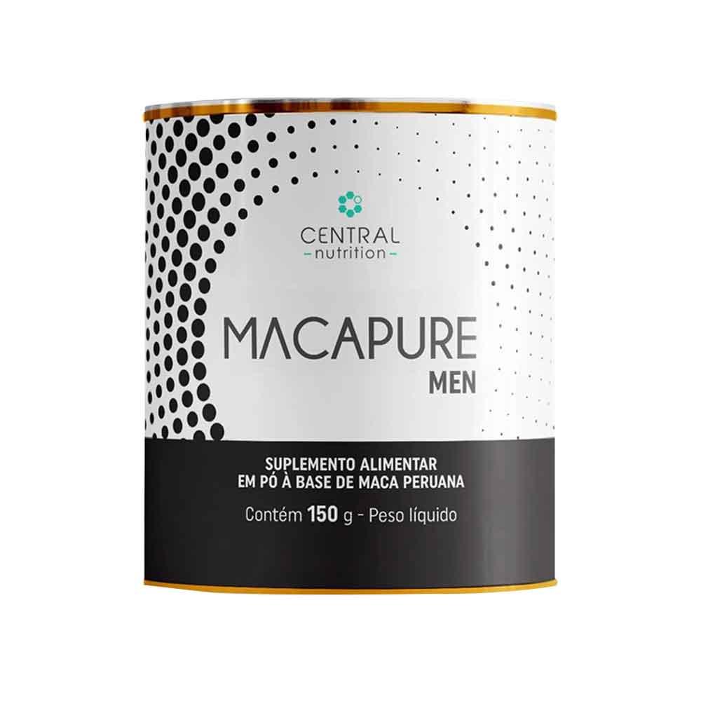 Macapure Man 150g - Central Nutrition  - KFit Nutrition