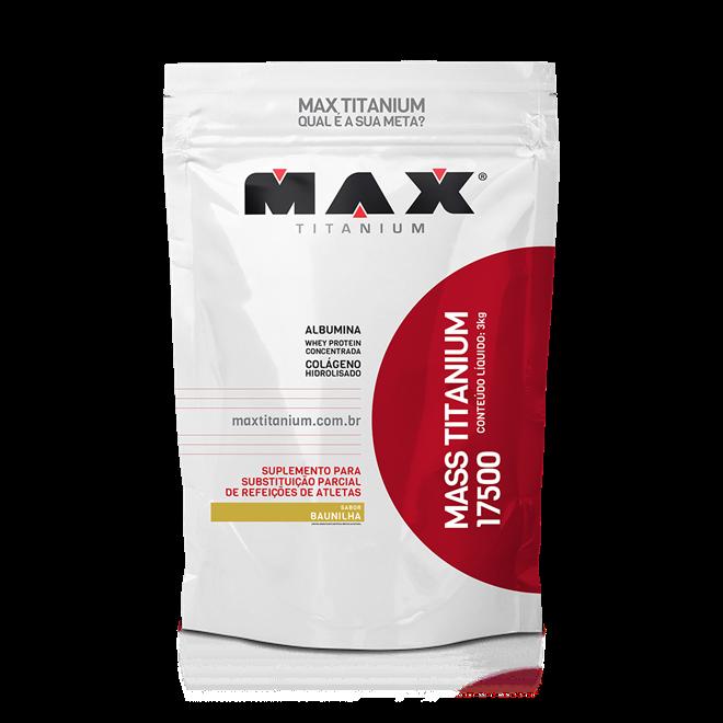 Mass Titanium 17500 3KG  - KFit Nutrition
