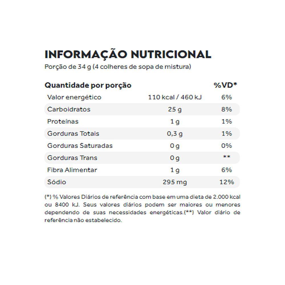 Massa Para Pizza 400g - Puravida  - KFit Nutrition