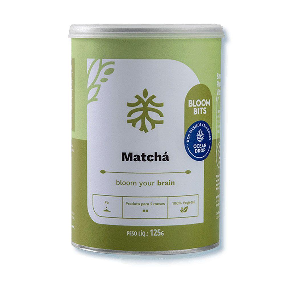 Matchá 125g Ocean Drop  - KFit Nutrition