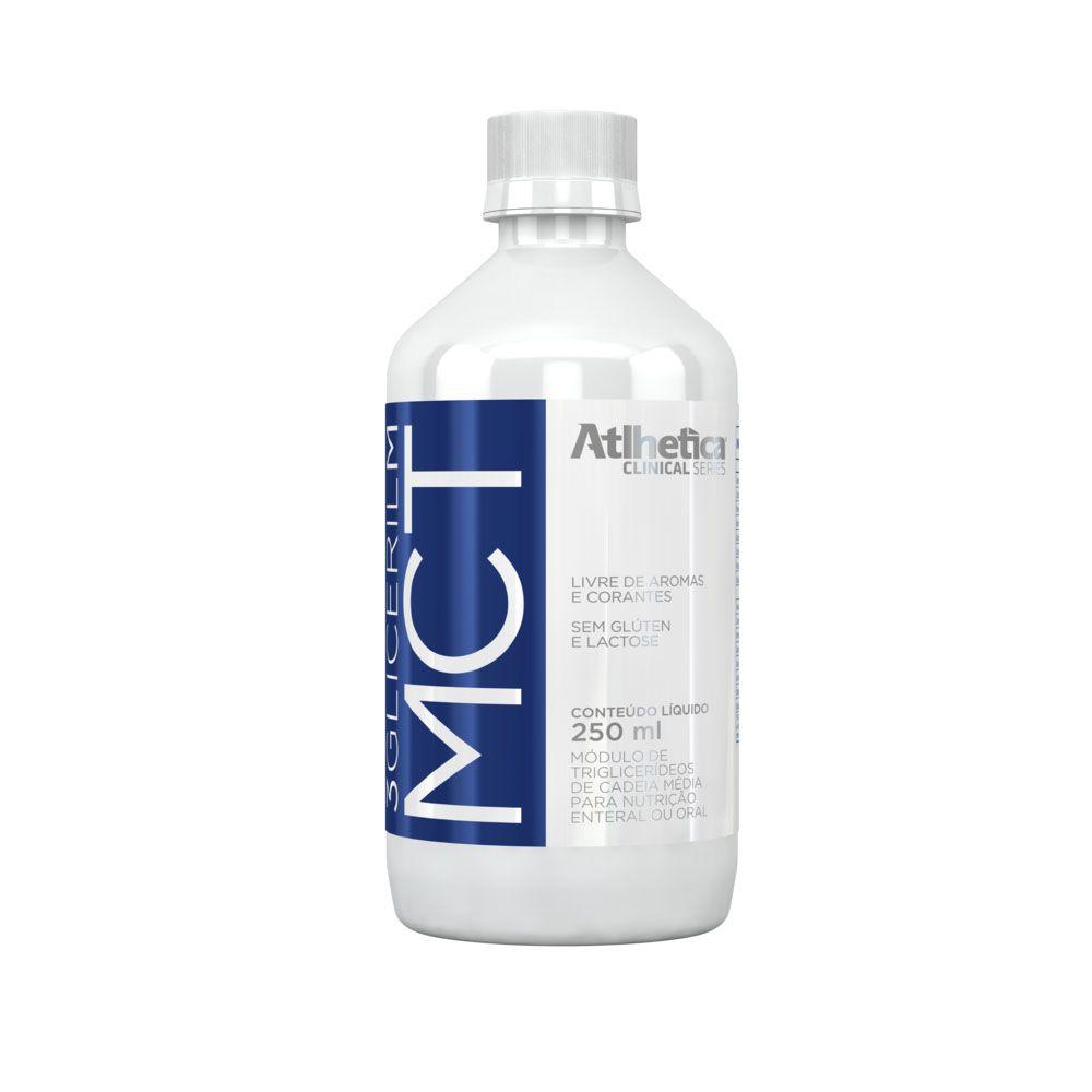 MCT 250ML Atlhetica  - KFit Nutrition