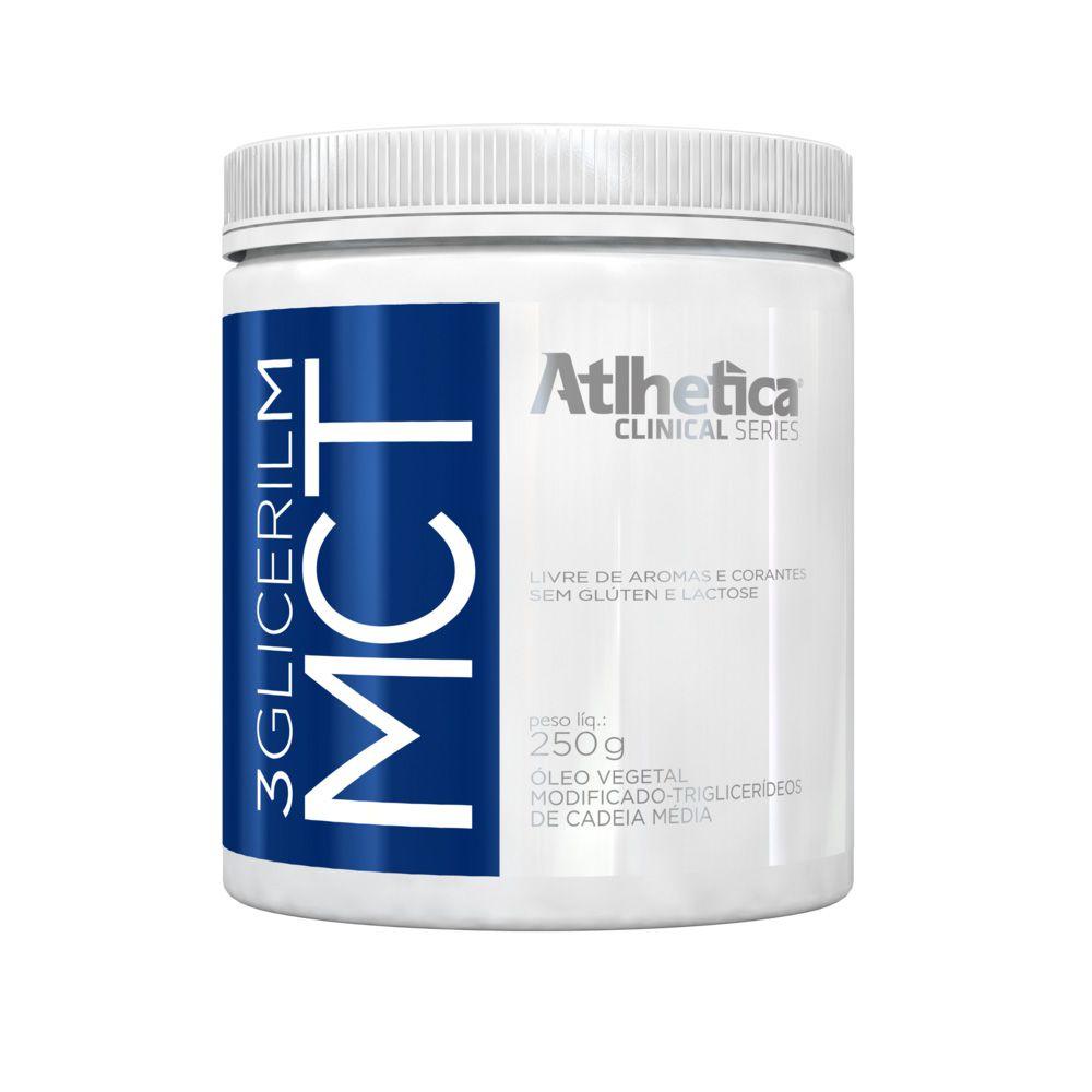 MCT 3 Gliceril M 250G Atlhetica  - KFit Nutrition