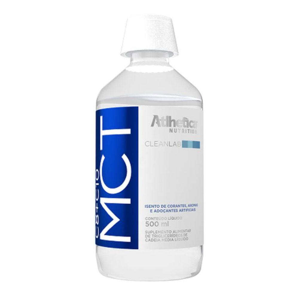 MCT 500ML Atlhetica  - KFit Nutrition
