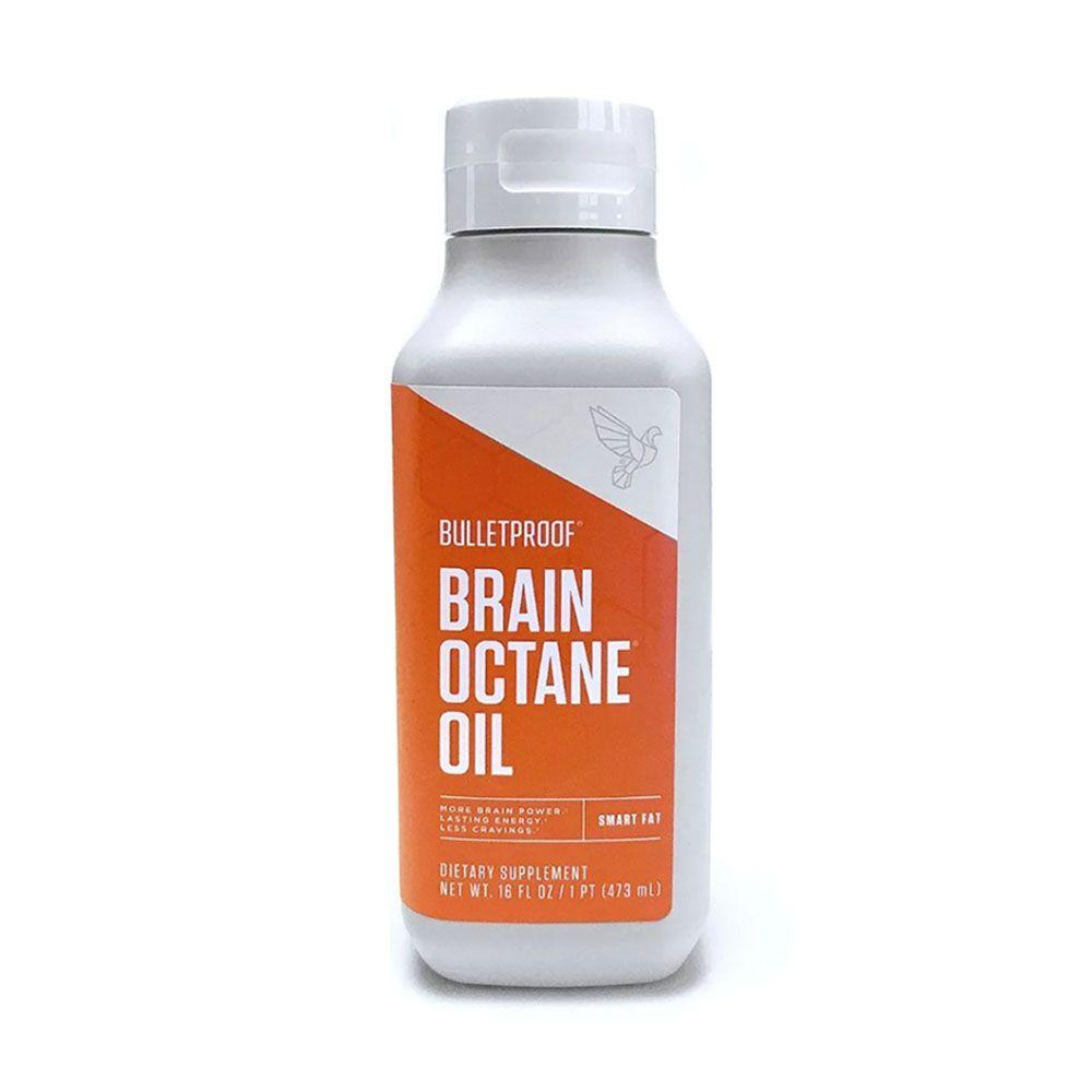 MCT Brain Octane Bulletproof 473 ml  - KFit Nutrition