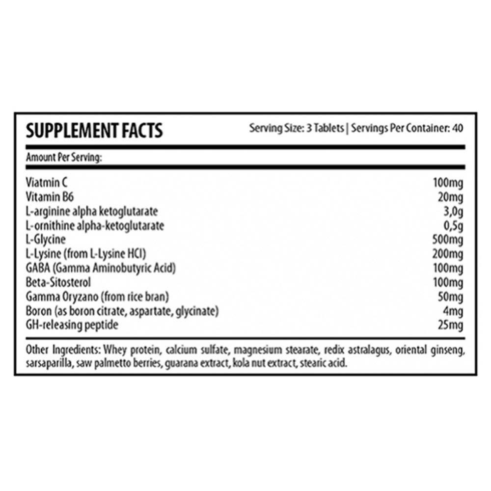 Mk GH Pre Hormonal Demons Lab  - KFit Nutrition