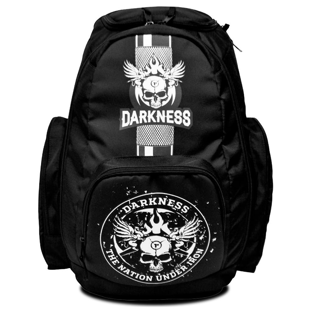 Mochila Darkness - The Nation Under Iron  - KFit Nutrition