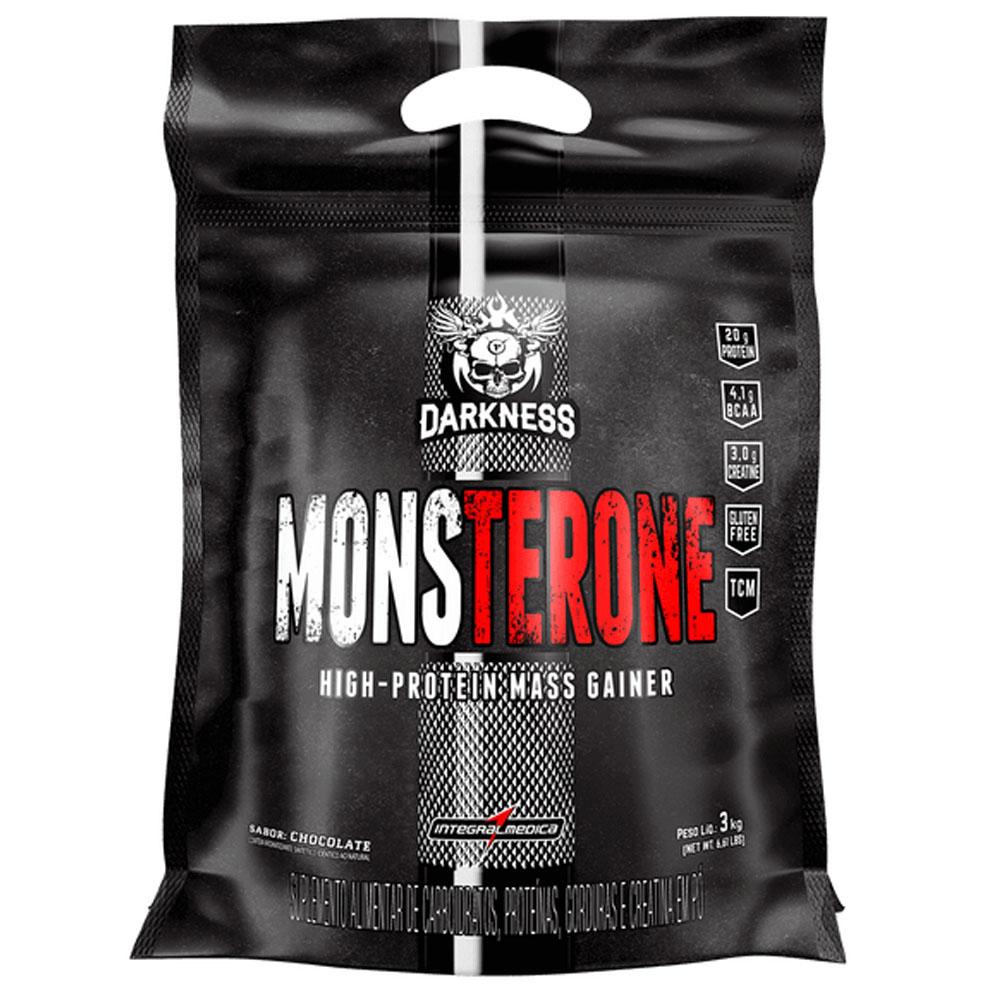 Monsterone Chocolate 3kg - Darkness  - KFit Nutrition