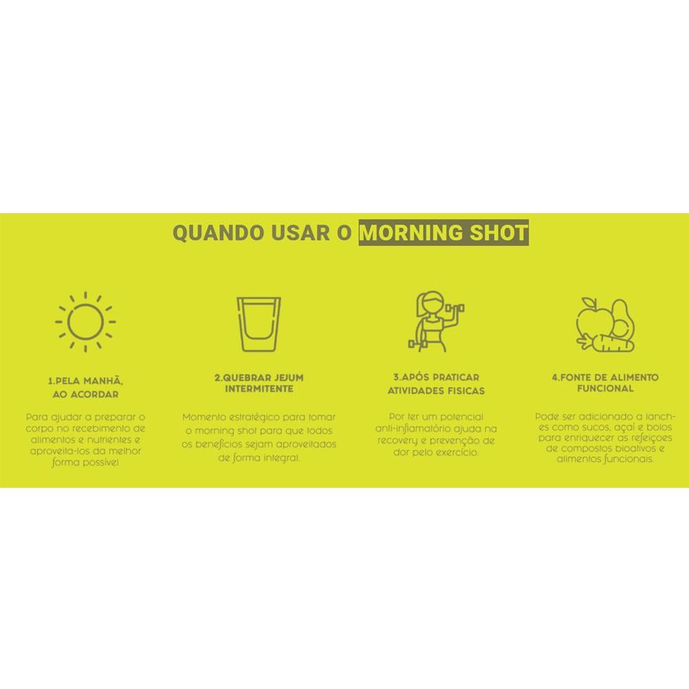 Morning Shot Sabor Limão 150g 30 Doses - Sublyme  - KFit Nutrition
