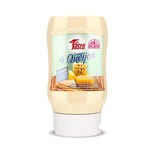Creme de Quatro Queijos Mrs Taste  - KFit Nutrition