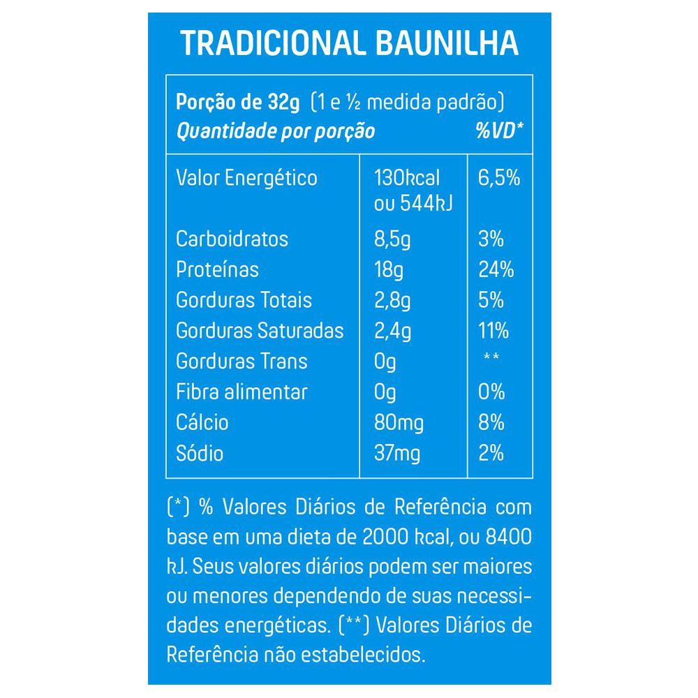 Muke Baunilha Refil 900 g Mais Mu  - KFit Nutrition