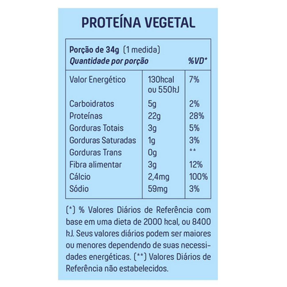Muke Proteina Vegetal Chocolate com Avelã 450g Mais Mu  - KFit Nutrition