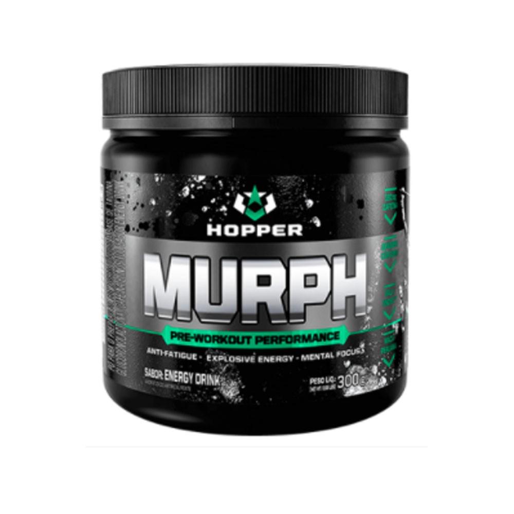 Murph Energy Drink 300g - Hopper  - KFit Nutrition