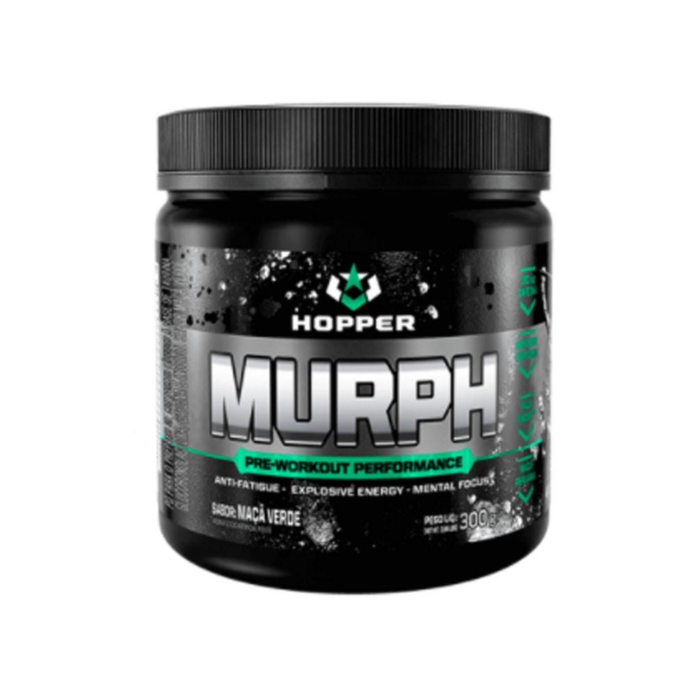 Murph Maçã Verde 300g - Hopper  - KFit Nutrition