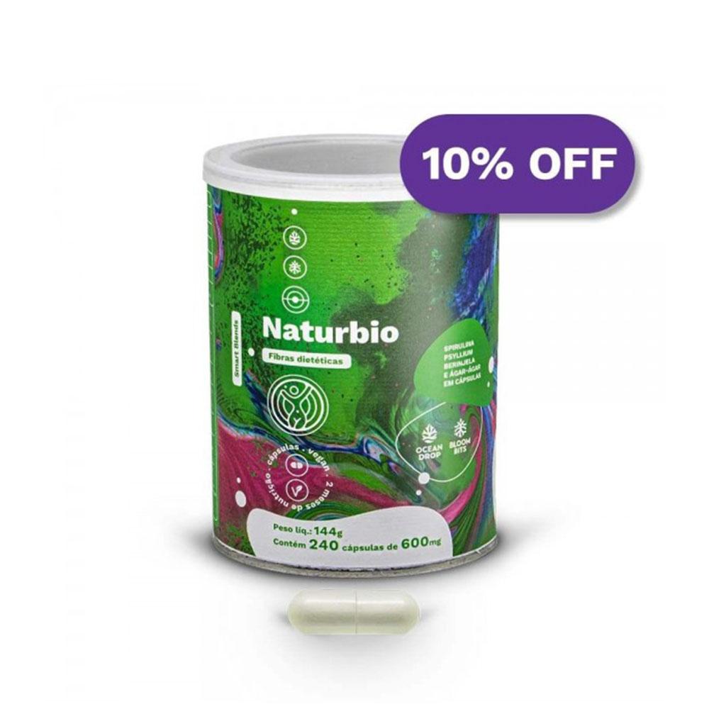 Naturbio 240 CÁPs 600mg  Ocean Drop  - KFit Nutrition
