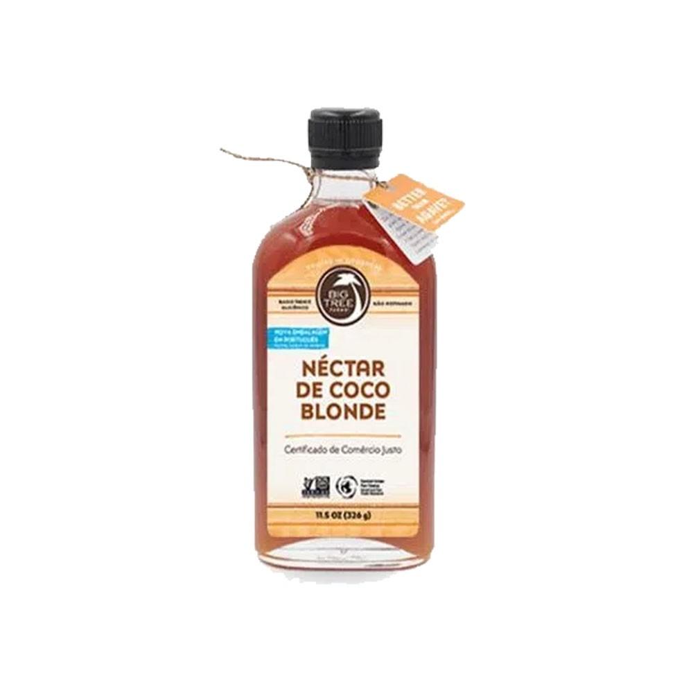 Néctar de Coco Blonde 326g - Big Tree Farms  - KFit Nutrition