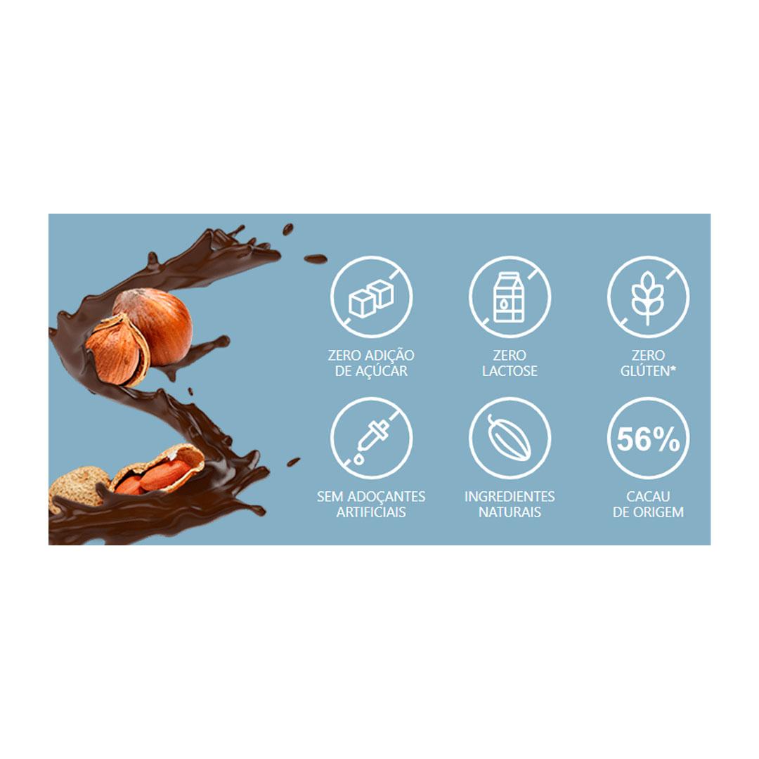 Nibs de Cacau 200g - Haoma  - KFit Nutrition