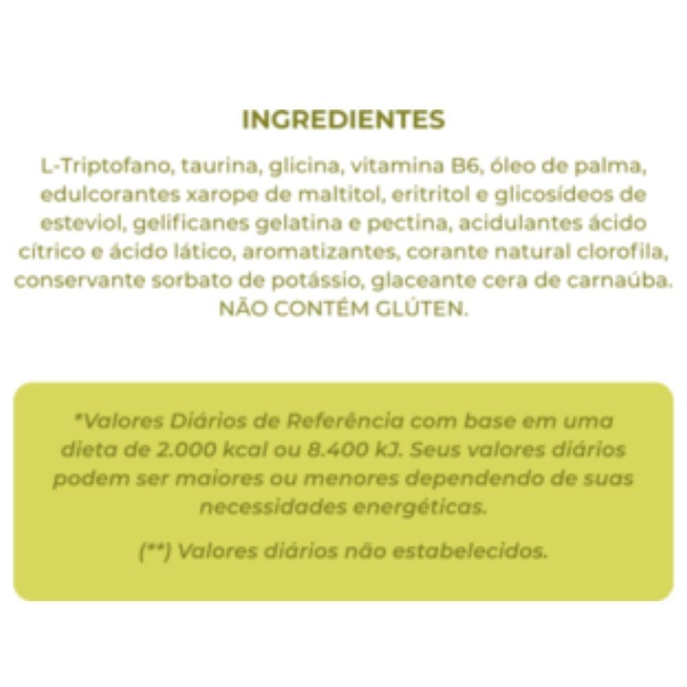 Night Gummy Sabor Menta 30 Gomas - Sublyme  - KFit Nutrition
