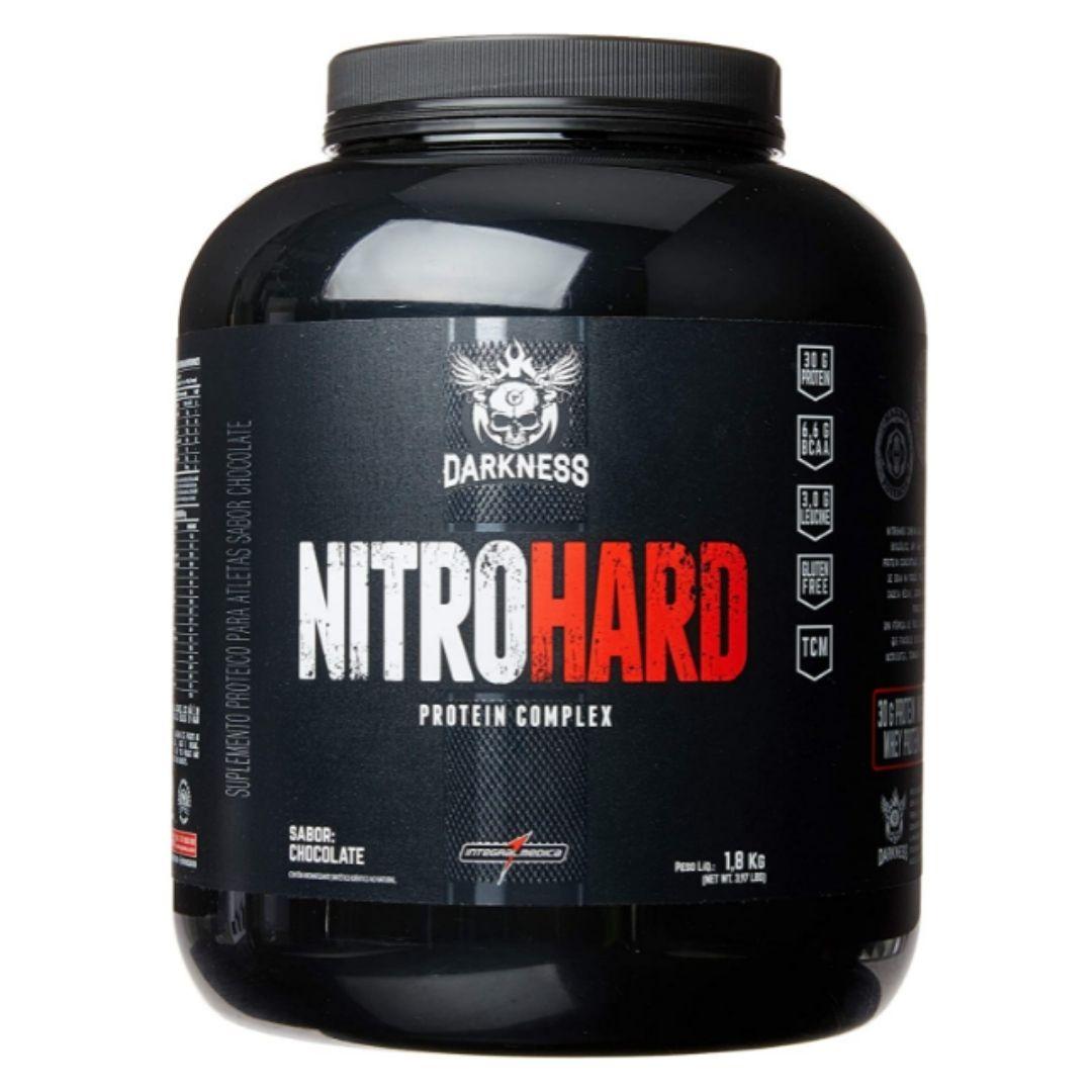 Nitro Hard 1.8Kg Integral Medica Chocolate  - KFit Nutrition