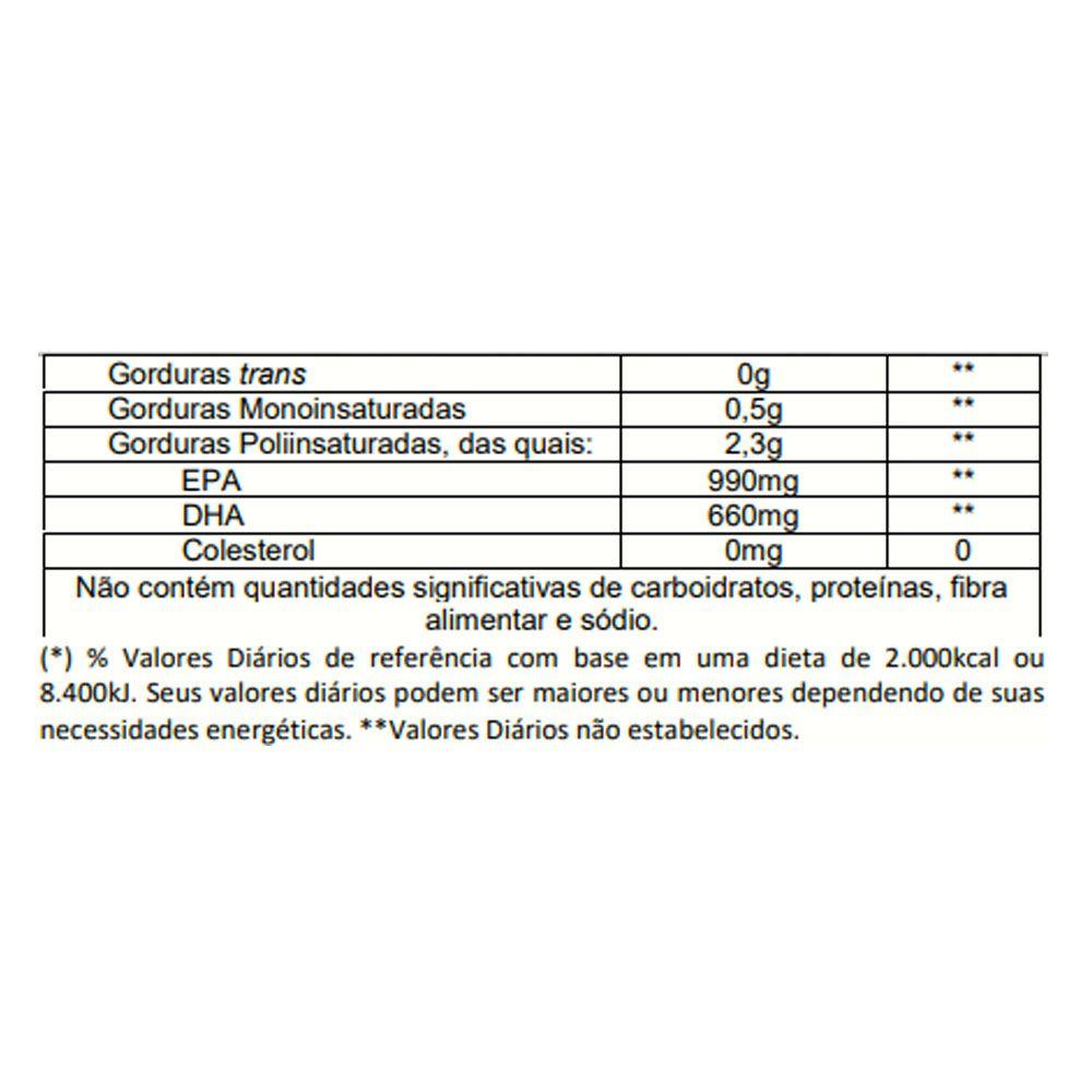 Ômega For (ômega 3) 60 Caps - Vitafor  - KFit Nutrition