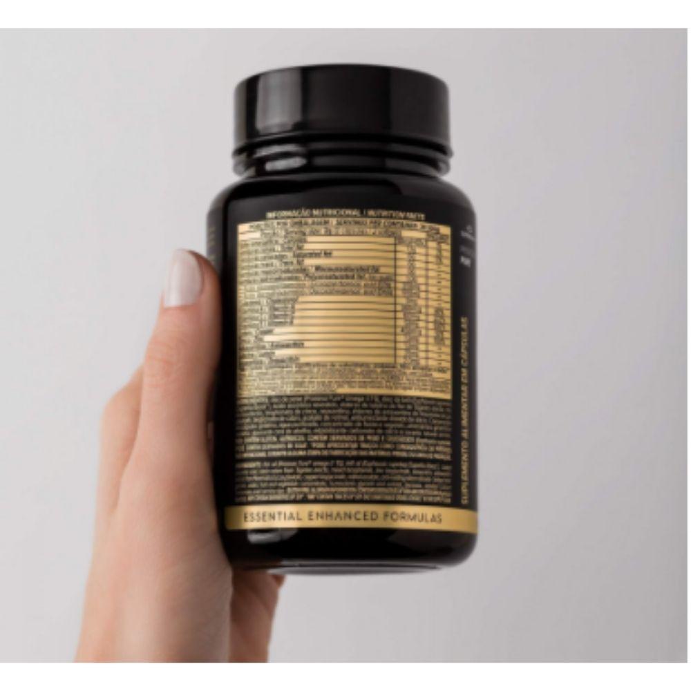 Omega Vision 60 Caps - Essential  - KFit Nutrition