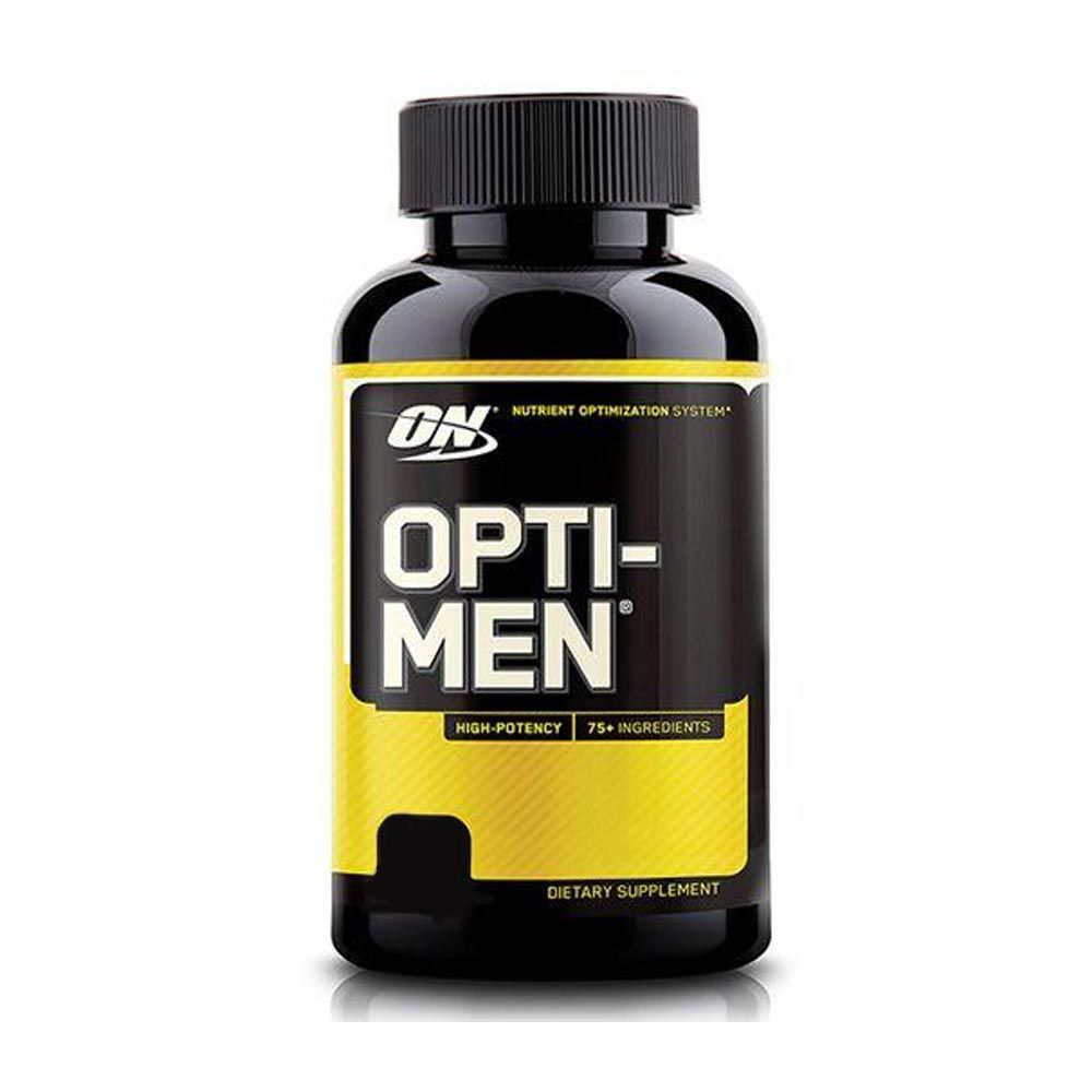 Opti-Men Importado 90 Caps Optimun Nutrition  - KFit Nutrition