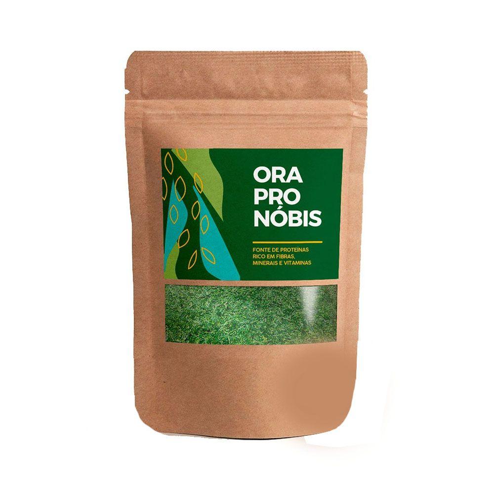 Ora Pro Nóbis 50g Proteios  - KFit Nutrition