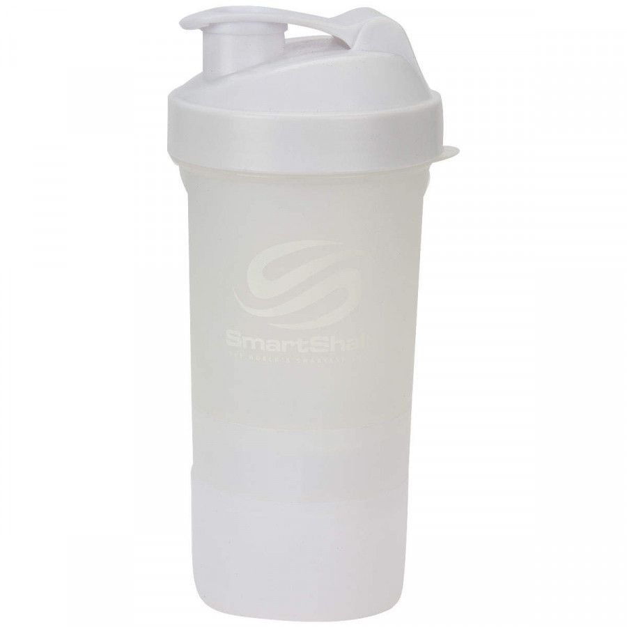 Original 2Go 600Ml - Neon White SmartShake  - KFit Nutrition