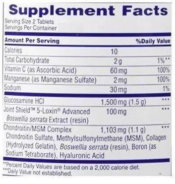 Osteo Bi-flex 80 Tab  - KFit Nutrition