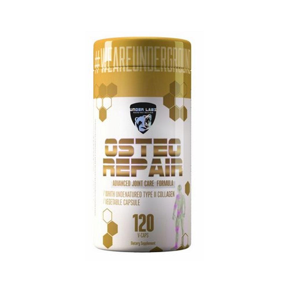 Osteo Repair 120 Caps - Colágeno Tipo 2 Under Labz  - KFit Nutrition