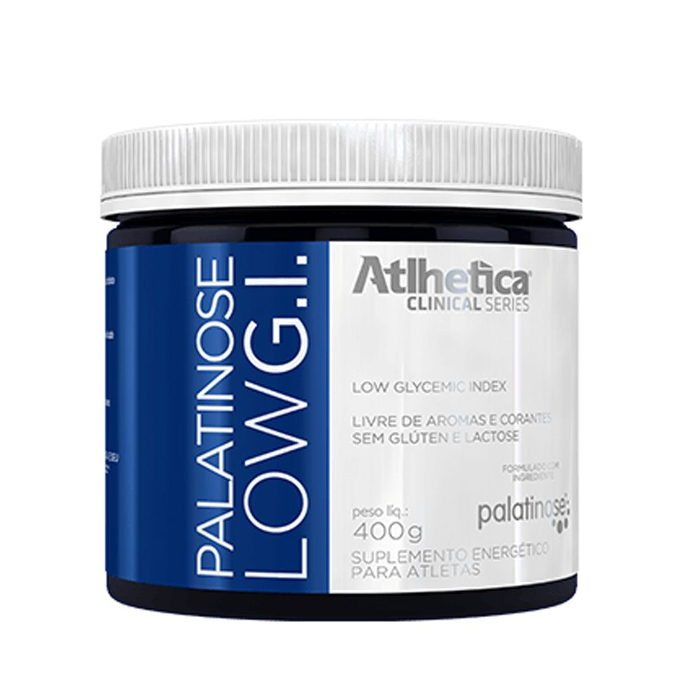 Palatinose Low G.I. 400G Atlhetica  - KFit Nutrition