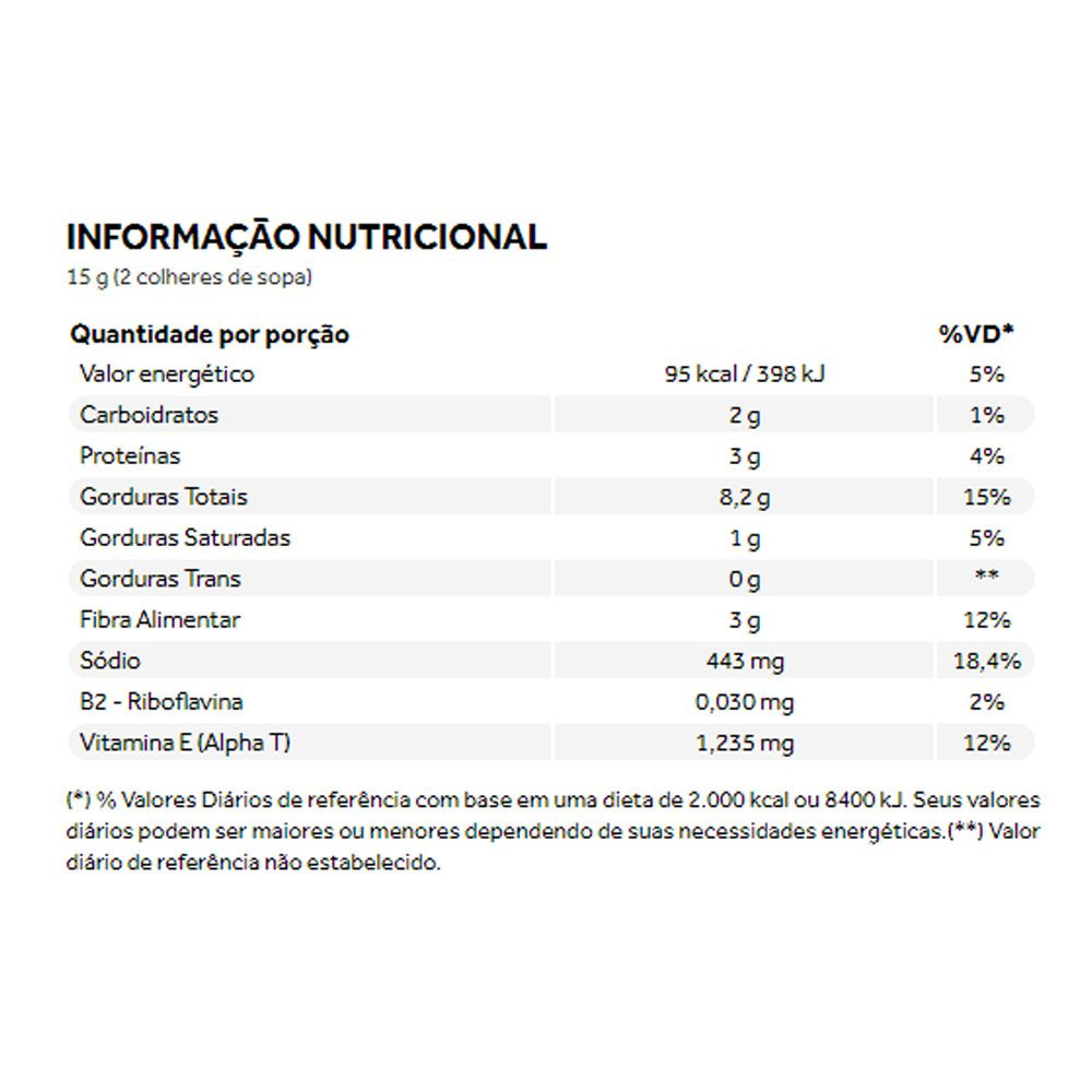 Parmesão De Amêndoas Queijo Ralado Vegetal 130g Puravida  - KFit Nutrition