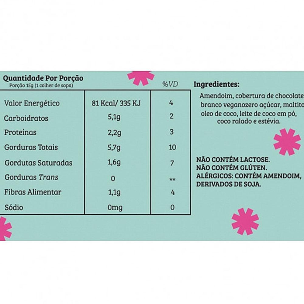 Pasta Amendoim Beijinho 450g  Bendú  - KFit Nutrition