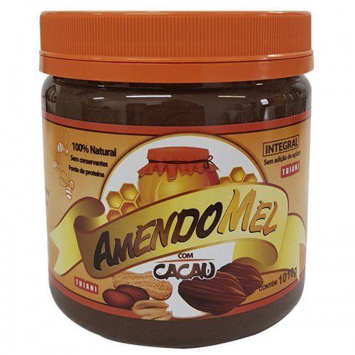 Pasta de Amendoim Amendomel Thiani  - KFit Nutrition