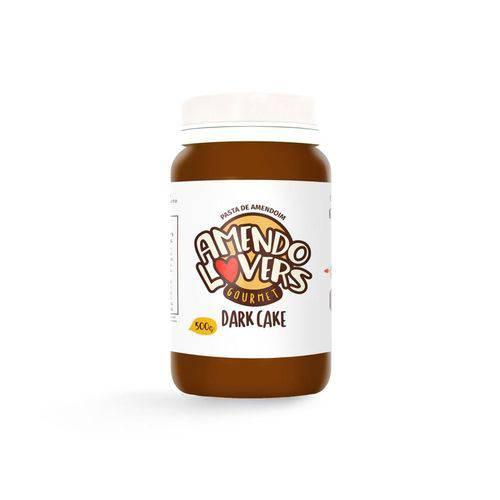 Pasta de Amendoim Gourmet Dark Cake 500g - Amendo Lovers  - KFit Nutrition