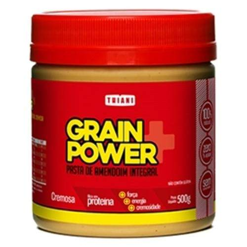 Pasta de Amendoim Grain Power Thiani  - KFit Nutrition
