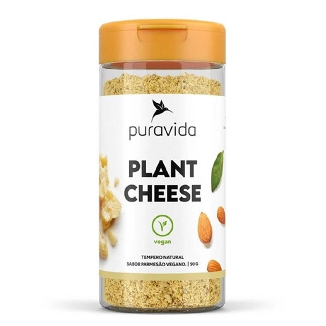 Plant Cheese Tempero Vegano 90g - Puravida  - KFit Nutrition