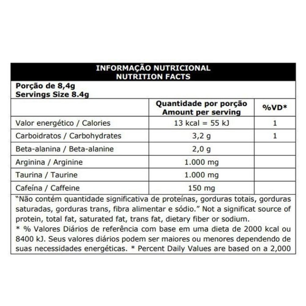 Pre Workout Hórus 300g Limão Yuzu - Max Titanium  - KFit Nutrition
