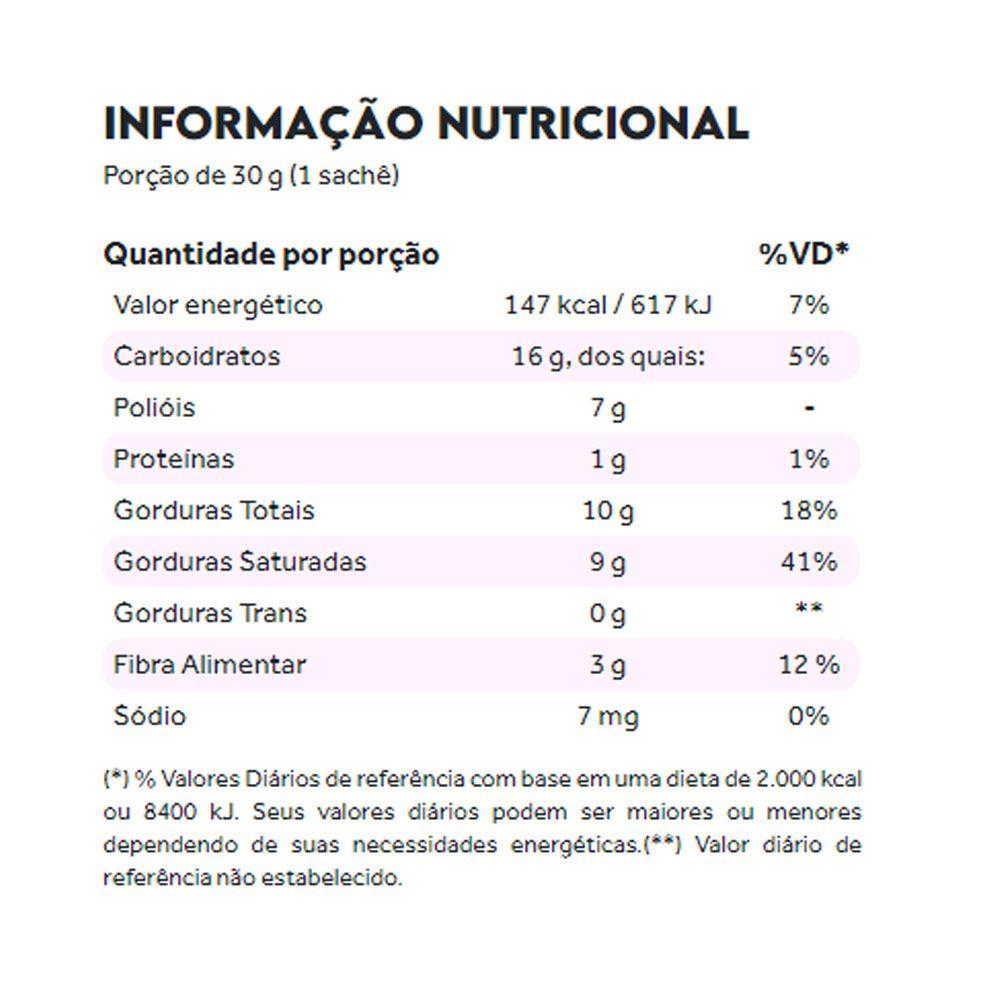 Probiogurt 30g Puravida frutas Vermelhas  - 1 Sachê  - KFit Nutrition