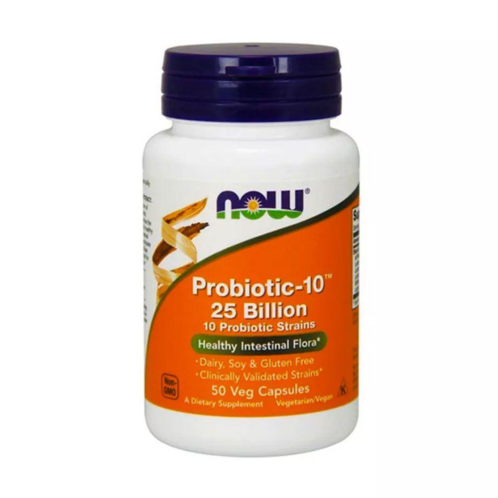 Probiotic 25 Billions - Now Sports  - KFit Nutrition