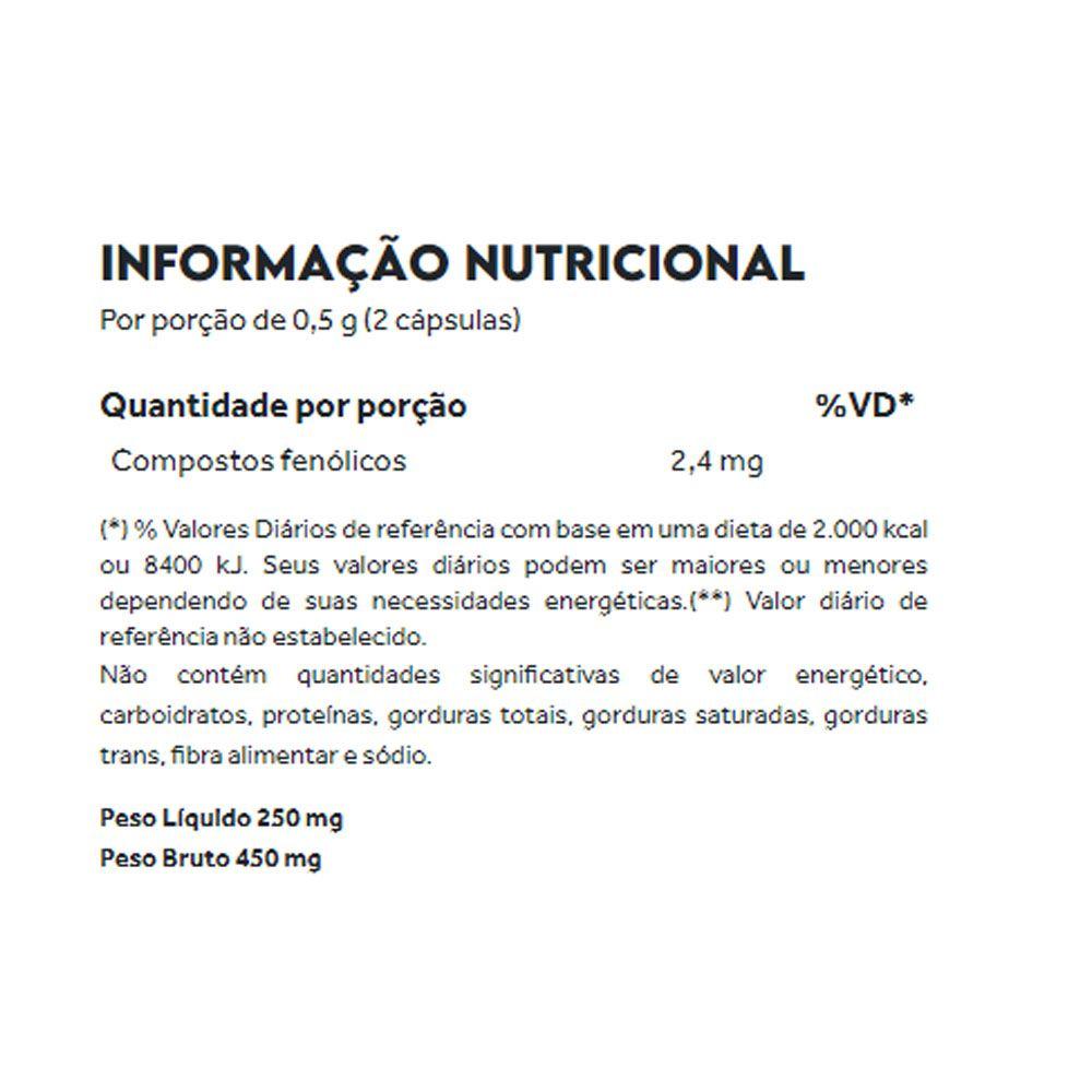 Própolis verde 60 Caps - Pura Vida  - KFit Nutrition