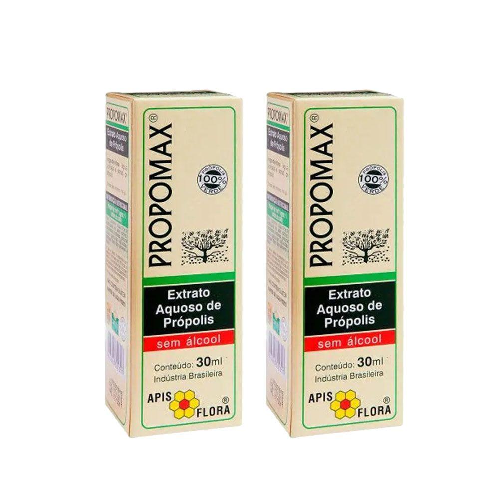 Propomax - Extrato Aquoso de Própolis 30 ml 2 un  - KFit Nutrition