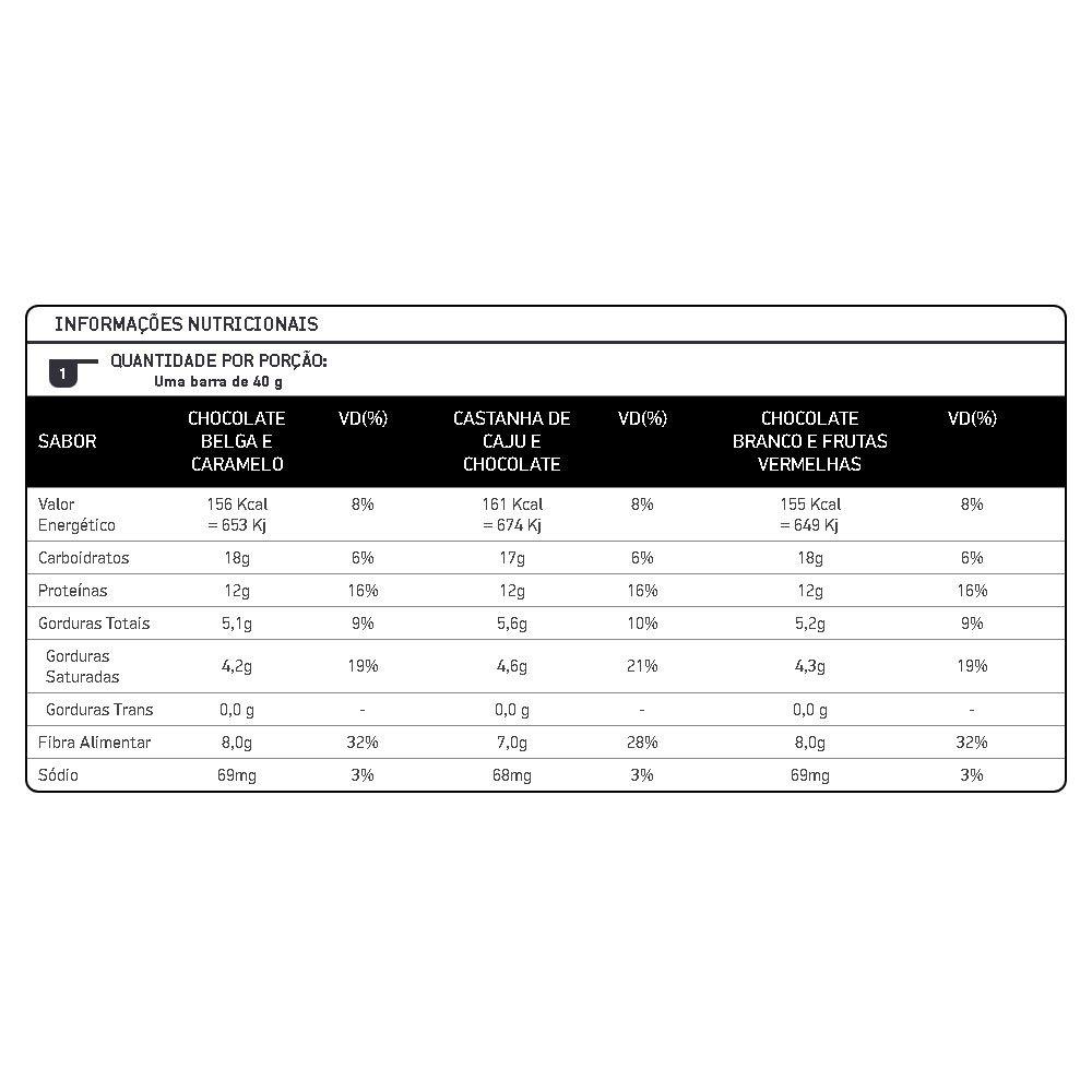 Proteinsnack Castanha de Caju Dux Nutrition  - KFit Nutrition